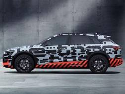 L'Audi e-tron