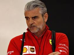 Maurizio Arrivabene. Getty