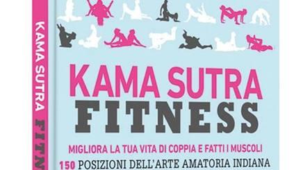 La copertina del manuale Kama Sutra Fitness