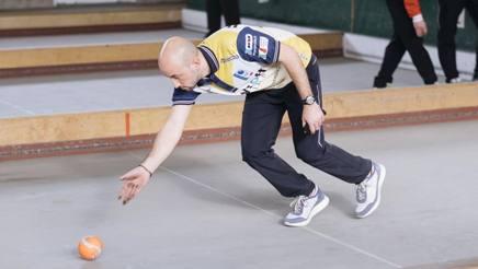 Giuliano Di Nicola, atleta della Boville