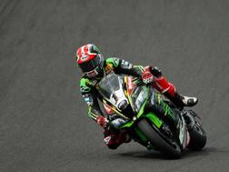 Jonathan Rea. Getty