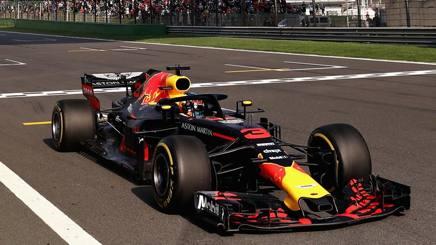 Daniel Ricciardo vince il GP di Cina. Getty