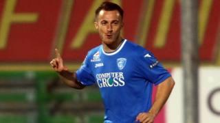 Alfredo Donnarumma, Empoli, 20° gol in stagione. Lapresse