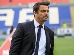 Il tecnico dell'Udinese Massimo Oddo, 41 anni. Getty