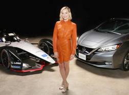 Margot Robbie madrina di Nissan