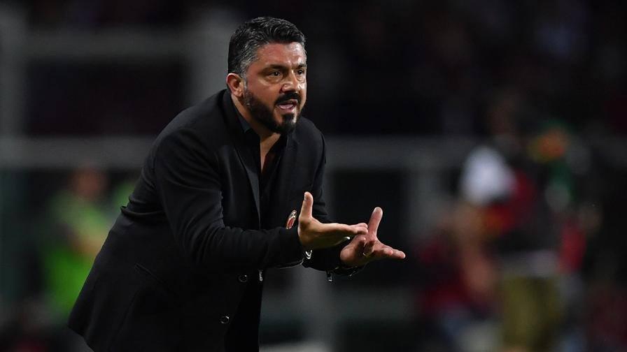 """Gattuso:  """"Siamo stanchi Attenti all'Europa League"""""""