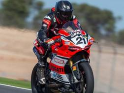 Troy Bayliss su Ducati