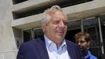 Piero Camilli ai tempi del Grosseto. Ansa