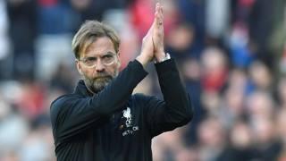Jürgen Klopp, 50 anni, tecnico del Liverpool. LaPresse