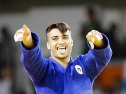 Fabio Basile. Foto AP
