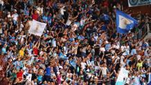 I tifosi del Napoli. LaPresse