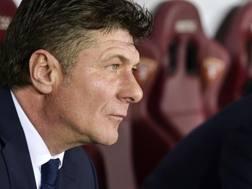 Walter Mazzarri, tecnico del Torino. LaPresse