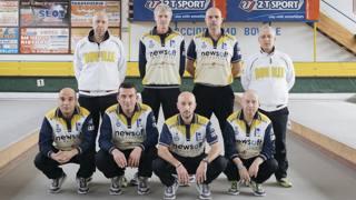 I campioni d'Italia della Boville Marino