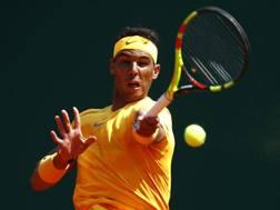Rafa Nadal, 31 anni. Getty