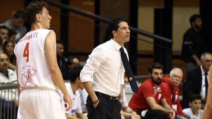 Antimo Martino, 39 anni, allenatore di Ravenna dal 2014. Ciamillo