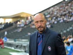 Walter Zenga, 57 anni, allenatore del Crotone. Getty