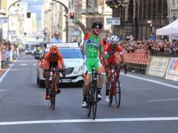 Giulio Ciccone, 23 anni. Bettini