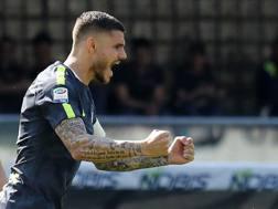Mauro Icardi, 25 anni, attaccante e capitano dell'Inter. LaPresse