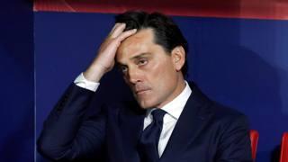 Vincenzo Montella, 43 anni, allenatore del Siviglia. Epa