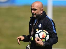 Luciano Spalletti, 59 anni. Getty
