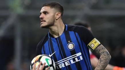 Mauro Icardi, 25 anni. Getty