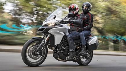 Sistemi di assistenza alla guida presto sulle moto Ducati