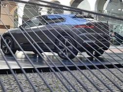 Lo stand Jaguar a Milano