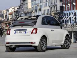 La nuova Fiat 500 Collezione svelata a Milano