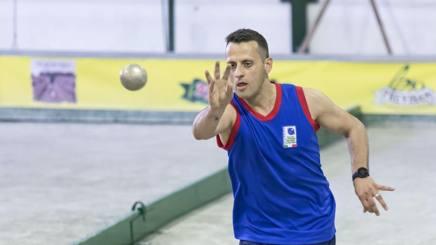 Daniele Micheletti, campione de La Perosina