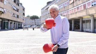Nino Benvenuti è nato a Isola d'Istria il 26 aprile 1938. Lapresse