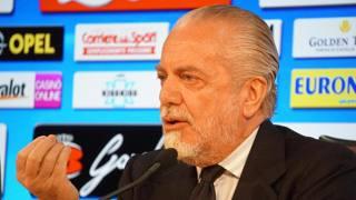 Aurelio De Laurentiis, 68 anni.