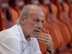 Walter Sabatini, già dirigente di Roma e Inter, piace al Milan se Mirabelli dovesse andare via. Getty