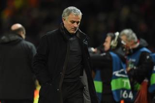 Josè Mourinho, 55 anni, allenatore del Manchester United. AFP