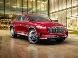 La concept Vision Mercedes