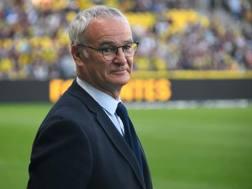 Claudio Ranieri, tecnico del Nantes. Afp