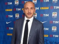 Piero Ausilio, d.s. dell'Inter. Ansa