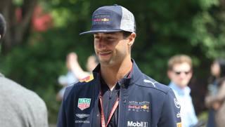 Daniel Ricciardo. LaPresse