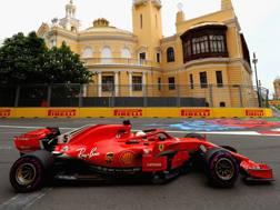 Sebastian Vettel. Getty
