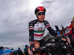 Fabio Aru, 27 anni, Tirreno Adriatico 2018. Ansa