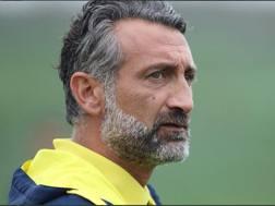 Lorenzo D'Anna, 46 anni. (foto dal profilo Twitter del Chievo)