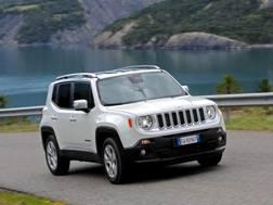 La Jeep Renegade