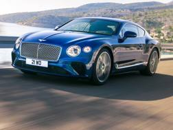La nuova Bentley Continental GT