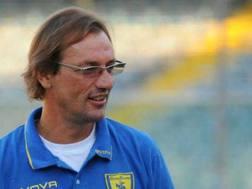 Marco Pacione, 54 anni, team manager del Chievo. chievoverona.it
