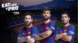 Fc Barcellona per Eat Like A Pro