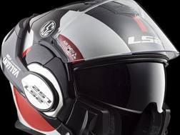 Il casco convertibile LS2 Helmets Valiant