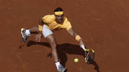 Rafa Nadal, n.1 del ranking Atp, 31 anni AP
