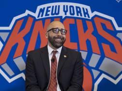 David Fizdale, 43 anni, 29° coach della storia dei Knicks. Ap