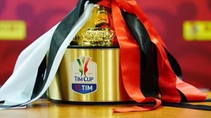 La Coppa Italia. LaPresse