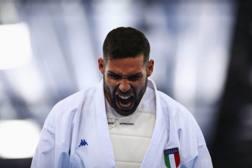 Luigi Busà, Campione Europeo in carica nei -75 kg