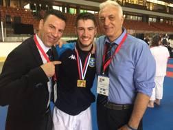 Michele Martina, 21 anni, neo Campione Europei nei -84 kg